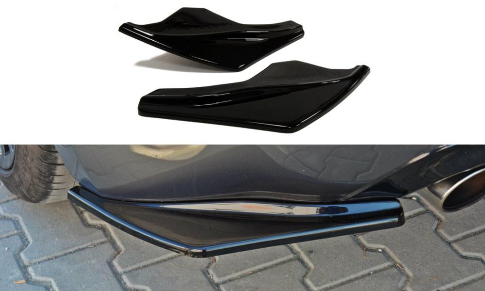 Splittery Tylne Boczne Nissan 370Z - GRUBYGARAGE - Sklep Tuningowy